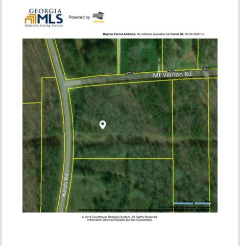 0 Mount Vernon Rd, Ringgold, GA 30736 (MLS #1279820) :: Chattanooga Property Shop