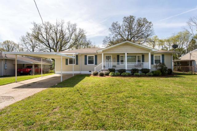 6 Walker Ave, Fort Oglethorpe, GA 30742 (MLS #1279868) :: The Edrington Team