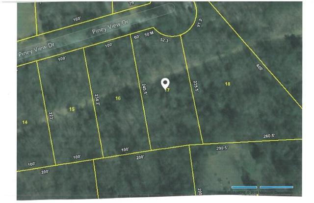Lot 17 Piney View Dr, Spring City, TN 37381 (MLS #1280235) :: The Robinson Team
