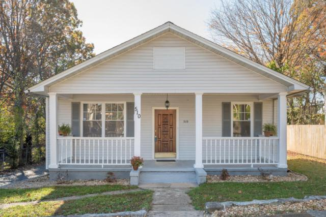 510 Colville St, Chattanooga, TN 37405 (MLS #1280259) :: Keller Williams Realty   Barry and Diane Evans - The Evans Group