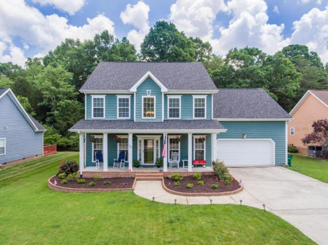 5822 Crooked Creek Dr, Ooltewah, TN 37363 (MLS #1282288) :: The Jooma Team