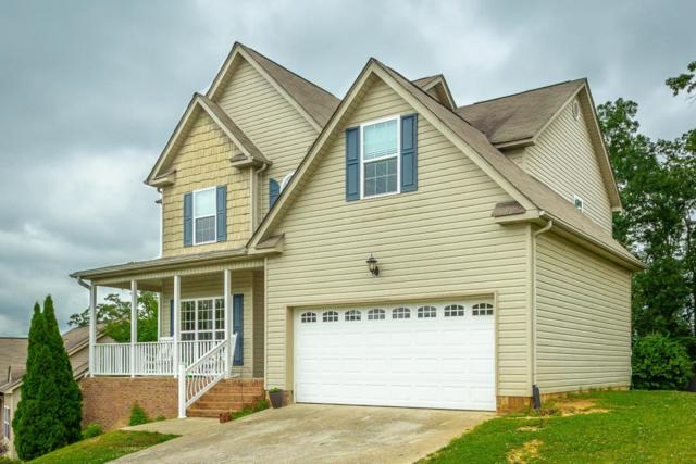6076 Oilskin Dr, Ooltewah, TN 37363 (MLS #1282393) :: Keller Williams Realty | Barry and Diane Evans - The Evans Group