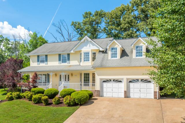 9203 Carriage Ln, Ooltewah, TN 37363 (MLS #1282516) :: The Robinson Team