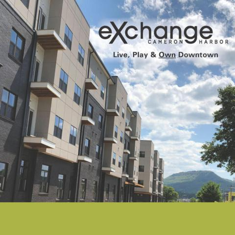 804 Riverfront Pkwy #304, Chattanooga, TN 37402 (MLS #1282623) :: Austin Sizemore Team