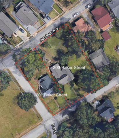201 Baker St, Chattanooga, TN 37405 (MLS #1282738) :: The Mark Hite Team