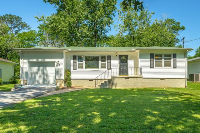 24 Polk Cir, Fort Oglethorpe, GA 30742 (MLS #1282850) :: Keller Williams Realty | Barry and Diane Evans - The Evans Group