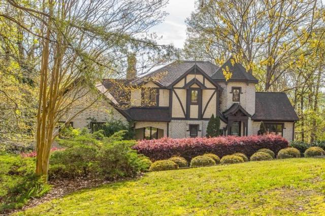 2207 Rambler Ln, Hixson, TN 37343 (MLS #1282862) :: Chattanooga Property Shop