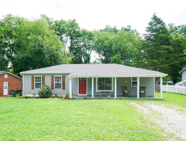 213 Robert E Lee St, Fort Oglethorpe, GA 30742 (MLS #1284227) :: The Mark Hite Team