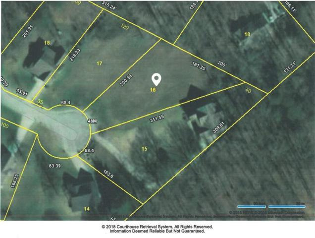 Lot 16 Quail Ridge Dr, Dayton, TN 37321 (MLS #1284629) :: The Robinson Team