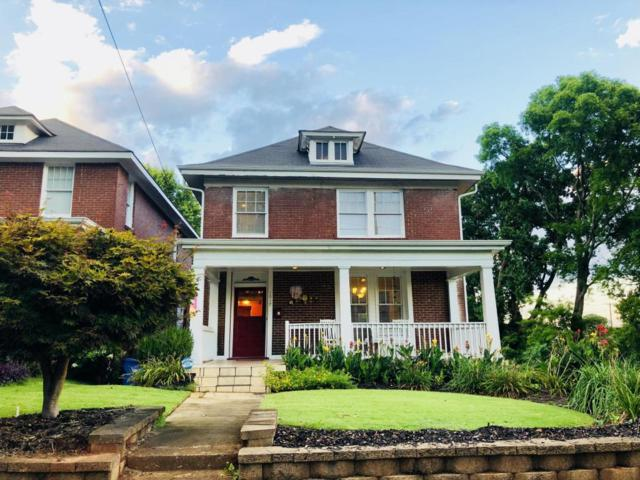 1017 E M L King Blvd, Chattanooga, TN 37403 (MLS #1285194) :: The Robinson Team
