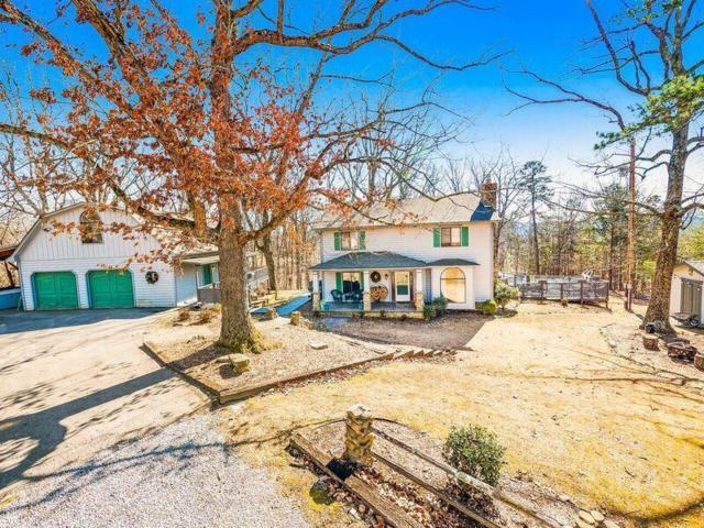 116 Meadow Pond Run, Lookout Mountain, GA 30750 (MLS #1285633) :: The Edrington Team