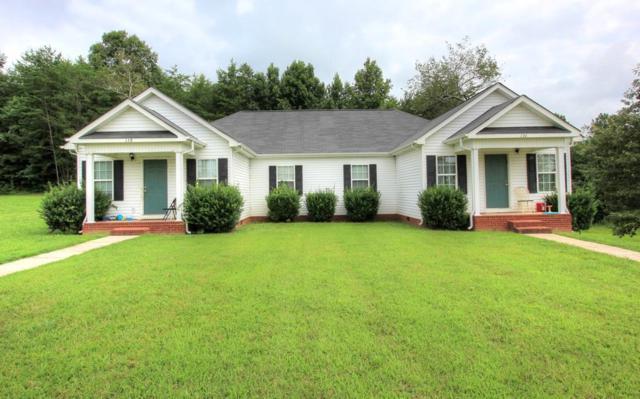 136 Musket Dr 136/138, Chickamauga, GA 30707 (MLS #1285837) :: Chattanooga Property Shop