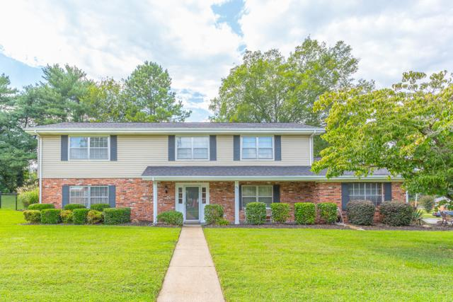 93 Edgewood Cir, Fort Oglethorpe, GA 30742 (MLS #1287178) :: The Edrington Team