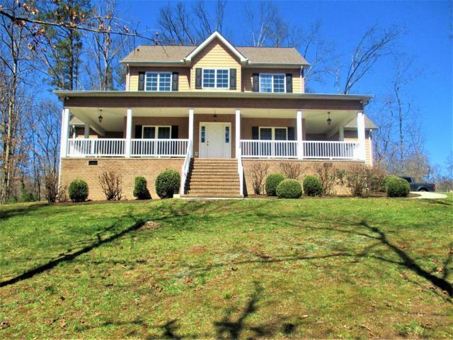 3145 Hidden Lake Rd, Dalton, GA 30721 (MLS #1288540) :: Keller Williams Realty | Barry and Diane Evans - The Evans Group