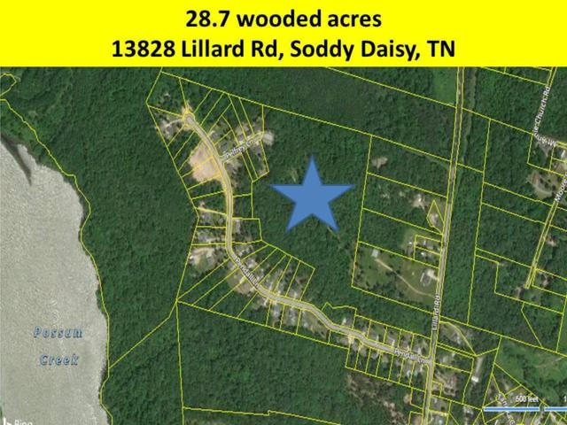 13828 Lillard Rd 6-13, Soddy Daisy, TN 37379 (MLS #1288588) :: The Mark Hite Team