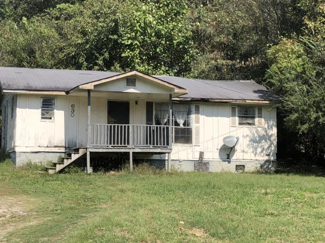 630 Park City Rd, Rossville, GA 30741 (MLS #1289193) :: Chattanooga Property Shop