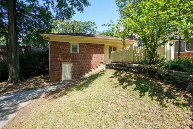 826 Vine St D, Chattanooga, TN 37403 (MLS #1289858) :: Chattanooga Property Shop