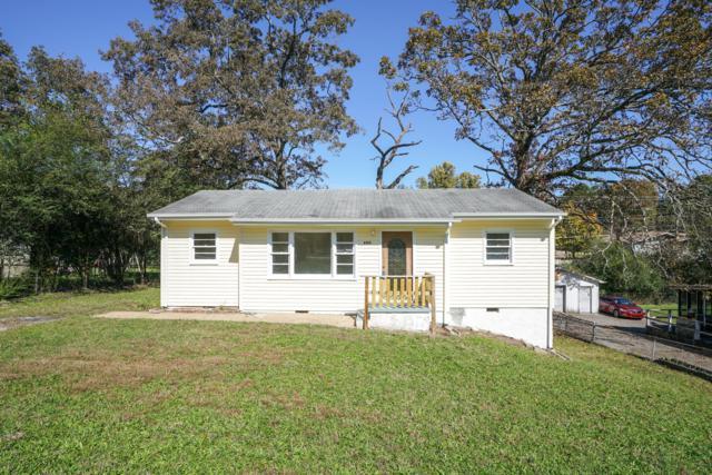 6313 Hansley Dr, Chattanooga, TN 37416 (MLS #1290209) :: Chattanooga Property Shop