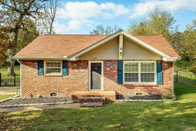 1161 Chippewah Dr, Chattanooga, TN 37412 (MLS #1290765) :: The Edrington Team
