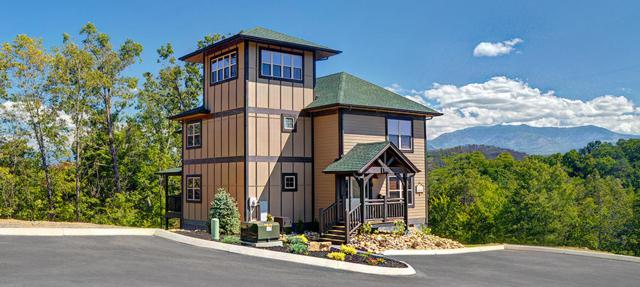 1016 Timeless Way, Pigeon Forge, TN 37863 (MLS #1291675) :: Chattanooga Property Shop