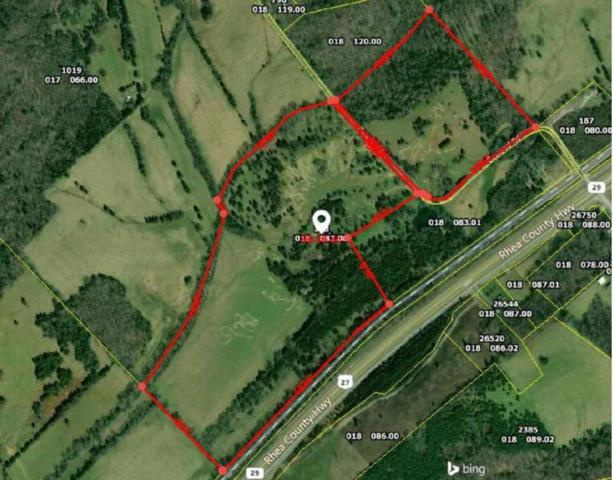 143 Cawood Rd, Spring City, TN 37381 (MLS #1292419) :: Chattanooga Property Shop