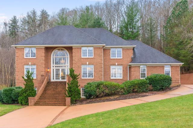 18 Ridgerock Dr, Signal Mountain, TN 37377 (MLS #1292501) :: Chattanooga Property Shop