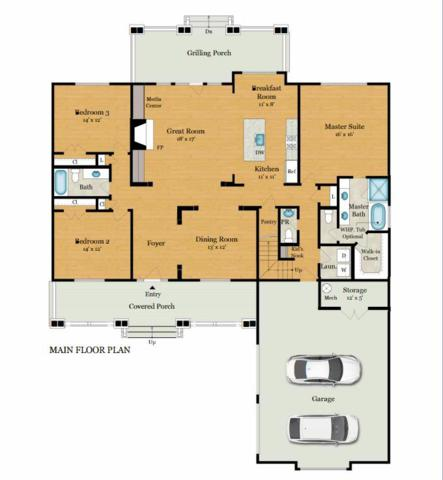 2852 Signal Farms Ln Lot 22, Signal Mountain, TN 37377 (MLS #1292654) :: Chattanooga Property Shop