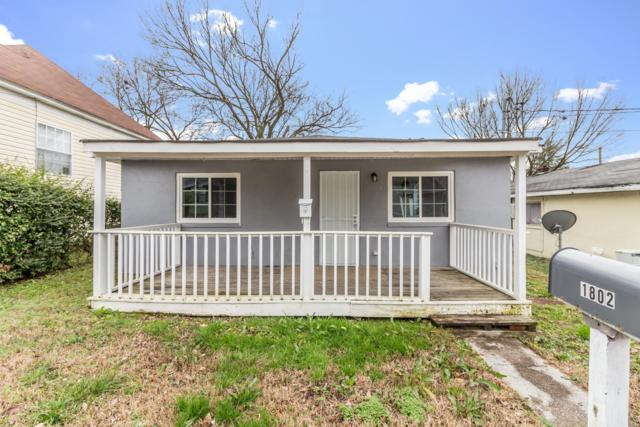 1802 Carson Ave, Chattanooga, TN 37404 (MLS #1292655) :: Keller Williams Realty | Barry and Diane Evans - The Evans Group