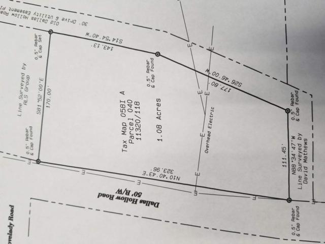 10444 Dallas Hollow Rd, Soddy Daisy, TN 37379 (MLS #1293057) :: Chattanooga Property Shop