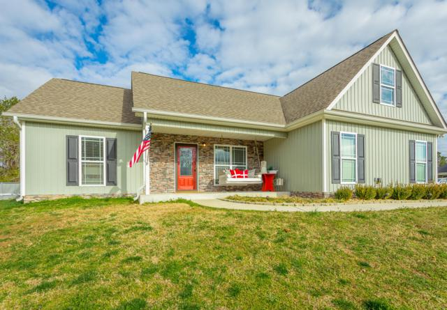 95 Cottage Crest Ct, Chickamauga, GA 30707 (MLS #1293586) :: Keller Williams Realty | Barry and Diane Evans - The Evans Group