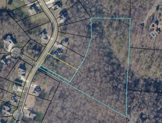 0 Winding Ridge Rd #15, Rock Spring, GA 30739 (MLS #1293728) :: The Edrington Team