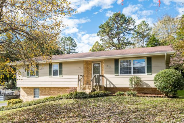 7419 S Dent Rd, Hixson, TN 37343 (MLS #1293974) :: Keller Williams Realty | Barry and Diane Evans - The Evans Group