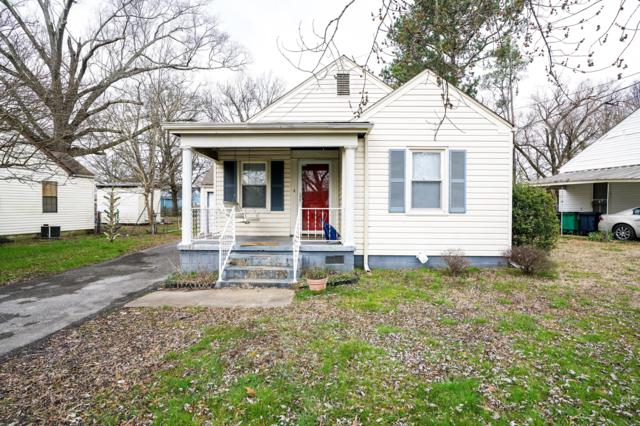 1511 Castleberry Ave, Chattanooga, TN 37412 (MLS #1294716) :: The Edrington Team
