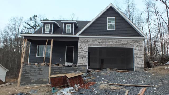 7086 Klingler Ln Lot#1480, Ooltewah, TN 37363 (MLS #1294928) :: Chattanooga Property Shop
