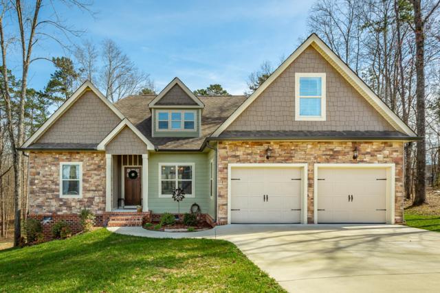 9210 Scarlet Ridge Rd, Ooltewah, TN 37363 (MLS #1295284) :: Chattanooga Property Shop