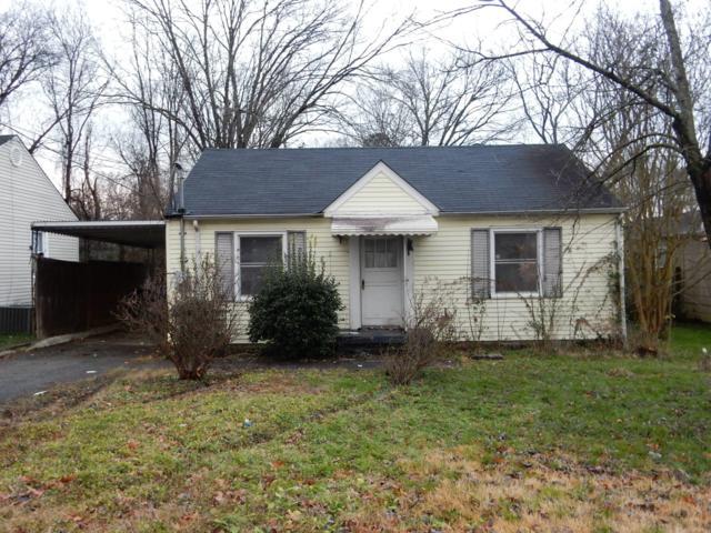 1318 Sewanee Dr, Chattanooga, TN 37412 (MLS #1295416) :: Chattanooga Property Shop