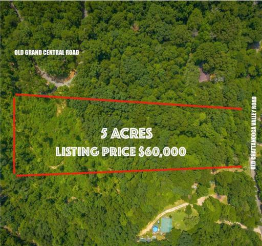 0 Old Chattanooga Valley Rd, Flintstone, GA 30725 (MLS #1295714) :: Grace Frank Group