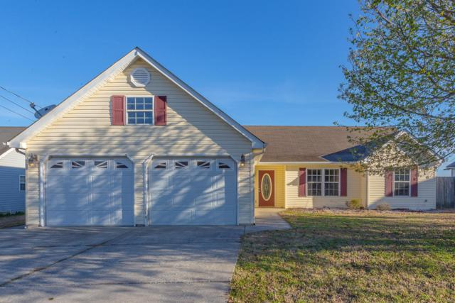 713 Colony Cir, Fort Oglethorpe, GA 30742 (MLS #1295892) :: The Jooma Team