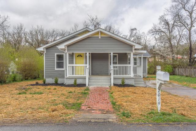 2019 Lyndon Ave, Chattanooga, TN 37415 (MLS #1296548) :: Keller Williams Realty | Barry and Diane Evans - The Evans Group