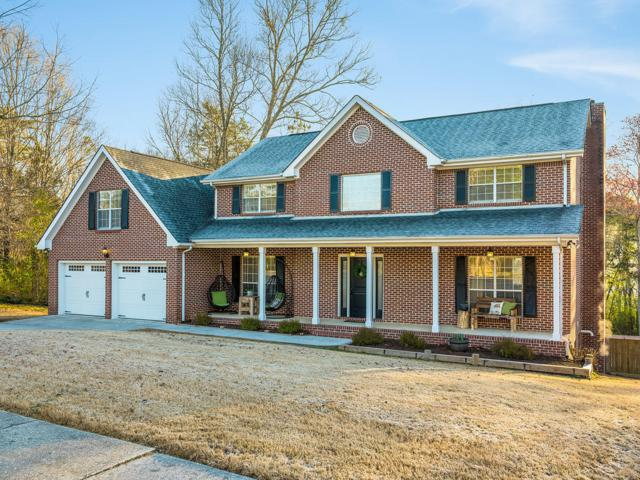 4026 Timber Trace Dr, Ooltewah, TN 37363 (MLS #1296553) :: Chattanooga Property Shop