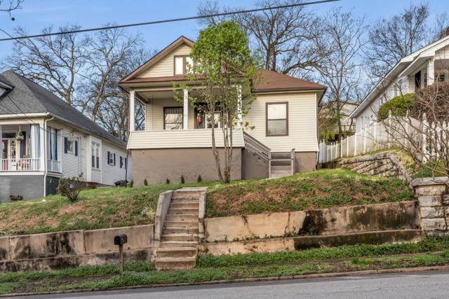 307 Crewdson St, Chattanooga, TN 37405 (MLS #1296608) :: The Jooma Team