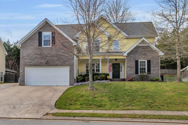 5775 Crooked Creek Dr, Ooltewah, TN 37363 (MLS #1297528) :: Chattanooga Property Shop