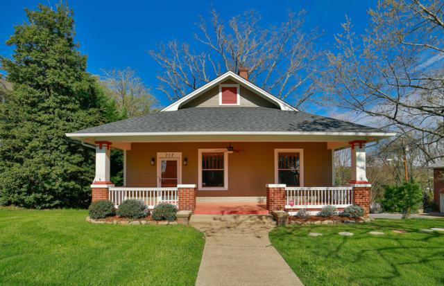 717 Forest Ave, Chattanooga, TN 37405 (MLS #1297975) :: The Jooma Team