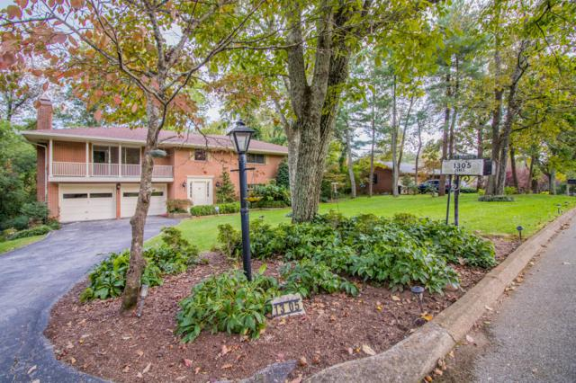 1305 Peter Pan Rd, Lookout Mountain, GA 30750 (MLS #1298019) :: Grace Frank Group
