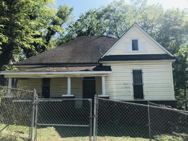 1601 Old Ringgold Rd, Chattanooga, TN 37404 (MLS #1298632) :: The Edrington Team