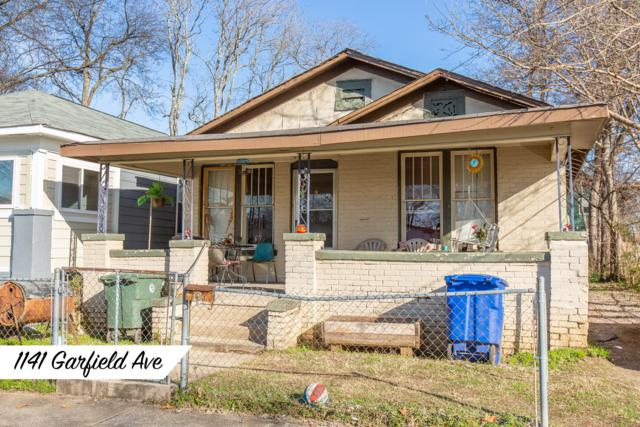 1141 Garfield St, Chattanooga, TN 37404 (MLS #1299228) :: Keller Williams Realty | Barry and Diane Evans - The Evans Group
