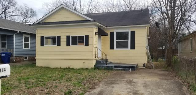 1814 S Holly St, Chattanooga, TN 37404 (MLS #1299294) :: Chattanooga Property Shop