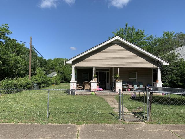 1611 S Beech St, Chattanooga, TN 37404 (MLS #1299370) :: Grace Frank Group