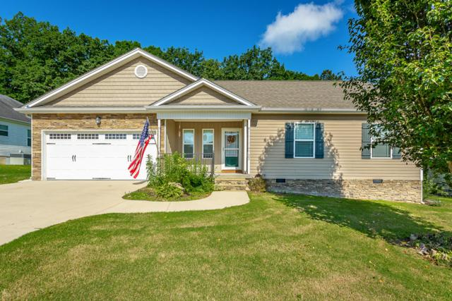 33 Cottage Crest Ct, Chickamauga, GA 30707 (MLS #1299810) :: Keller Williams Realty | Barry and Diane Evans - The Evans Group
