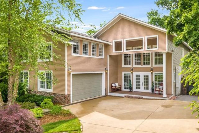 1317 Falmouth Rd, Chattanooga, TN 37405 (MLS #1300171) :: The Jooma Team